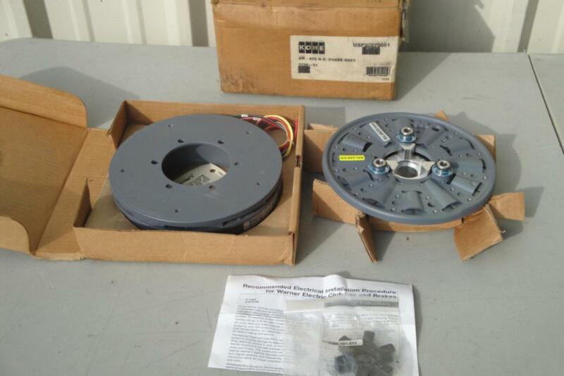Warner DC Brake Assembly ER-825 5250-51 Montgomery 32275-001 Part 485 Escalator
