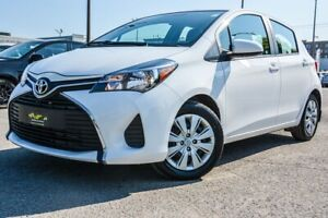 2016 Toyota Yaris LE - POWER GROUP A/C BT AUX USB LE - POWER GRO