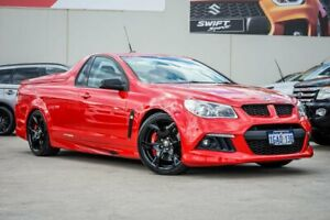 2015 Holden Special Vehicles Maloo Gen-F MY15 R8 Red 6 Speed Sports Automatic Utility