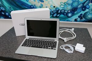 """MacBook Air 11"""" 1.4Ghz Dual Core i5 4/128Gb Apple Warranty until Wyee Lake Macquarie Area Preview"""