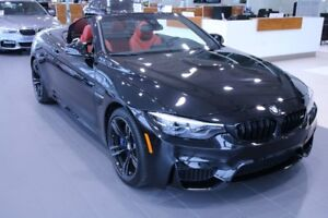 2018 BMW M4 Cabriolet,M Transmission et Suspension