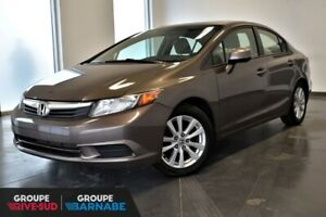 2012 Honda Civic EX || TOIT OUVRANT || AUTOMATIQUE || BLUETOOTH