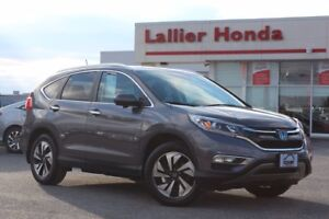 2015 Honda CR-V Touring AWD Navigation !