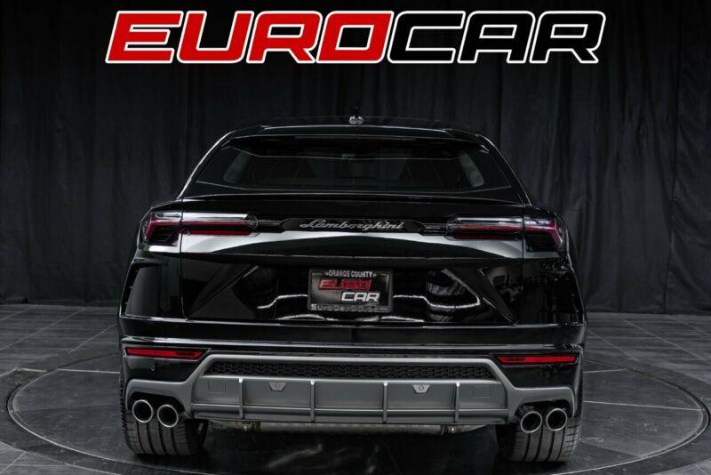 Image 4 Voiture Européenne d'occasion Lamborghini Urus 2020