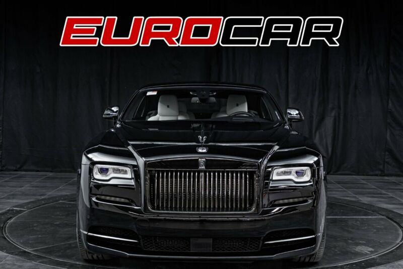 Image 8 Coche Americano usado Rolls-Royce Wraith 2017