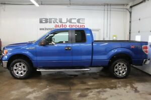 2011 Ford F-150 XTR 5.0L 8 CYL AUTOMATIC 4X4 SUPERCAB SATELLITE