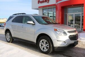 2016 Chevrolet Equinox LT LOW KMS, ONE OWNER!