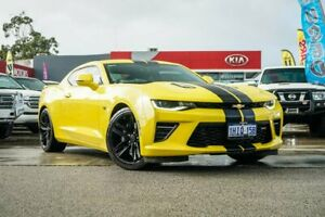2018 Chevrolet Camaro MY18 2SS Yellow 8 Speed Sports Automatic Coupe