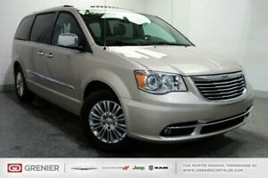 2015 Chrysler Town & Country Limited+CUIR+TOIT+DVD+8 PNEUS Limit