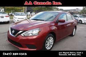 2016 Nissan Sentra SV | BACKUP CAMERA | HEATED SEATS | BLUETOOTH