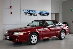 1991 Ford Mustang Coupe GT 5.0