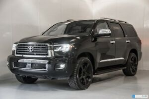 2018 Toyota Sequoia Limited 5000$ D'OPTIONS WOW!