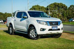 2018 Nissan Navara D23 S3 ST 4x2 White 7 Speed Sports Automatic Utility Wangara Wanneroo Area Preview