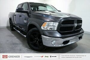2015 Ram 1500 OUTDOORSMAN+8ROUES/8PNEUS+CREW+DIESEL OUTDOORSMAN+