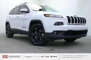 2016 Jeep Cherokee LIMITED+TOIT PANO+4X4+8 PNEUS LIMITED+TOIT PA