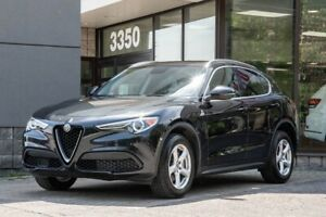 2018 Alfa Romeo Stelvio AWD | CAMERA | BLUETOOTH | NAVIGATION |