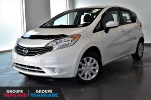 2015 Nissan Versa Note S AUTOMATIQUE A/C
