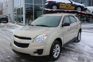 2011 Chevrolet Equinox LS*AWD*BLUETOOTH*CRUISE*SIEGE ELECT* MAGS