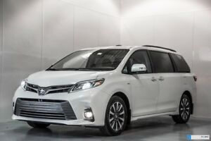 2018 Toyota Sienna 2000$ D'ACCESSOIRES INCLUS!!! 2018 LIMITED SI