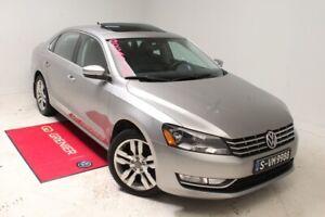 2013 Volkswagen Passat TDI+HIGHLINE+ENS.SPORT+FENDER