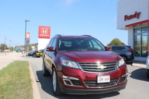 2015 Chevrolet Traverse LT ONE OWNER !! LOCAL TRADE !!