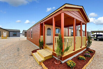 2021 Legacy Select S-1234-11fla 1br1ba 12x34 399 Sq Tiny Mobile Home - Florida