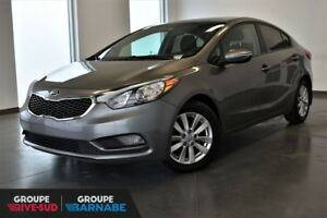 2014 Kia Forte LX+TOIT + SIEGES CHAUFFANTS EX+  ROOF + HEATED SE