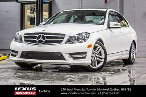 2014 Mercedes-Benz C-Class C 300 4 MATIC SEDAN; TOIT 4 MATIC - M