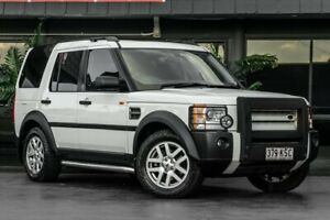 2007 Land Rover Discovery 3 SE White 6 Speed Sports Automatic Wagon