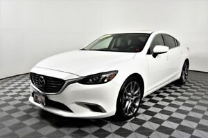 2016 Mazda Mazda6 $83 WKLY | GT Sunroof Leather Loaded
