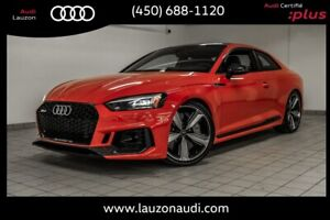 2018 Audi RS 5 CERAMIC BRAKE, AUDI SPORT, ADVANCE DRIVER, CARBON