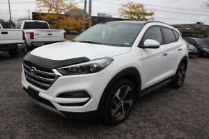 2017 Hyundai Tucson LIMITED 1.6T *LEATHER+PANORAMIC ROOF*