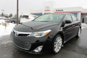 2015 Toyota Avalon LIMITED V6 TOIT CUIR MAGS SIEGES CHAUFFANTS G