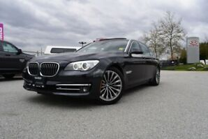 2014 BMW 750 LXI LOADED/NAVI/BC/ROOF