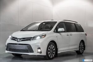 2018 Toyota Sienna 2900$ D'ACCESSOIRES INCLUS!!! 2018 LIMITED SI