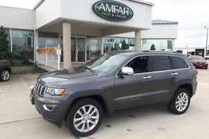 2017 Jeep Grand Cherokee Limited / LOADED / NO PAYMENTS FOR 6 MO