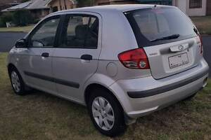 Hyundai Getz (good condition,6 moths,RWC, 100kms, clean,economy ) Toowoomba Toowoomba City Preview