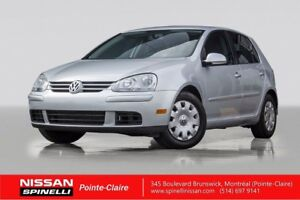 2009 Volkswagen Rabbit 2.5L COMFORTLINE MANUAL / MP3 / 2 SETS OF