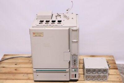 Shimadzu Gc-14a Gas Chromatograph Cfc-14pm