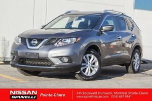 "2016 Nissan Rogue SV AWD BACKUP CAMERA 17"""" MAGS PANORAMIC SUNRO"