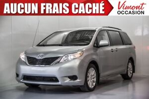 2014 Toyota Sienna 2014+AWD+LE+MAGS+CAMERA RECUL+SIEGES CHAUFFAN