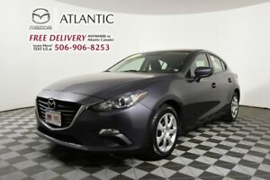 2015 Mazda Mazda3 GX Warranty A/C Power Windows/Locks Keyless En
