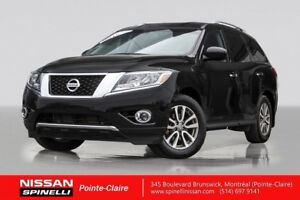 2015 Nissan Pathfinder SV AWD BACKUP CAMERA/HEATED STEERING WHEE