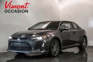 2014 Scion tC MANUELLE TOIT PANORAMIQUE+ MAGS+ BLUETOOTH NO ACCI