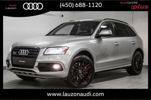 2017 Audi SQ5 3.0T TECHNIK BLACK OPTIC B & O