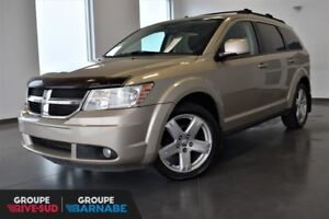 2009 Dodge Journey SXT + MAGS+ FOGS+ AWD+ 5 PASSAGERS SXT+ MAGS+