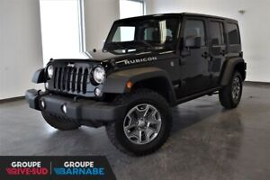 2018 Jeep Wrangler Unlimited Rubicon GPS - Comme neuf!!!