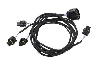 Original Kufatec Cable Loom Pdc Sensor Bumper Rear for Vw Passat B7 Sharan
