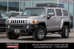 2006 Hummer H3 AWD AUTO CUIR TOIT AWD LEATHER ROOF MAGS