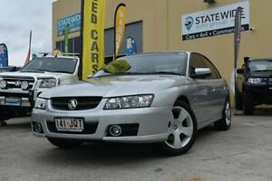 2006 Holden Commodore VZ MY06 SVZ Silver 4 Speed Automatic Sedan East Brisbane Brisbane South East Preview